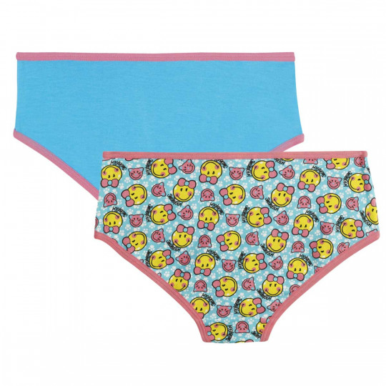 Lot de 2 boxers imprimés Best Friend by Smiley