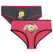 Lot de 2 boxers imprimés Dark Angel by Smiley