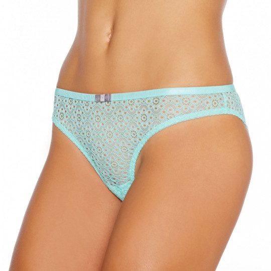 Culotte turquoise Gourmandise
