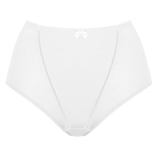 Culotte gainante blanche Galbante