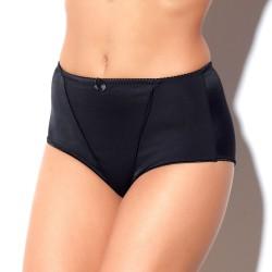 Culotte gainante noire Galbante