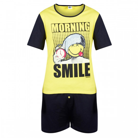 Pyjama court Morning Smile by Smiley