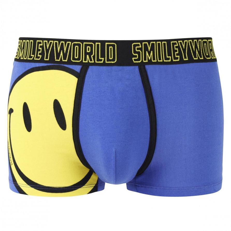 Boxer imprimé Big Smile by Smiley