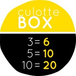 Culotte Box