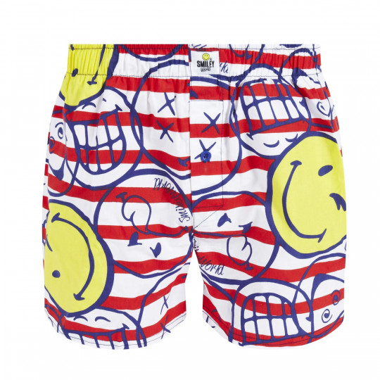 Lot de 2 boxers Marine by Smiley - vue 2