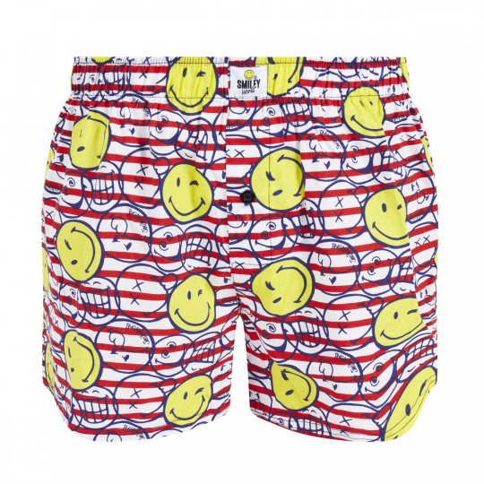 Lot de 2 boxers Marine by Smiley - vue 3