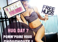 Hug day : les câlins c'est gratuit, alors partageons-les !