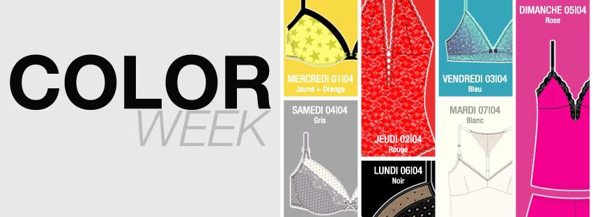 Color Week Pomm'Poire