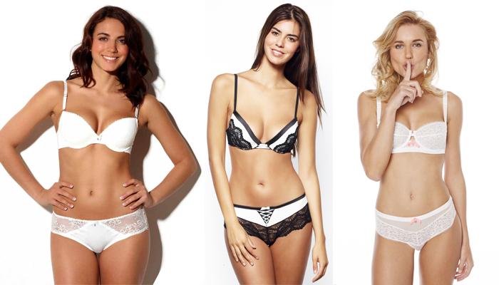 Must have soldes : sélection lingerie dentelle Pomm'Poire