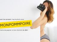 #MonPommPoire, repartez avec un bon d'achat de 40€ !
