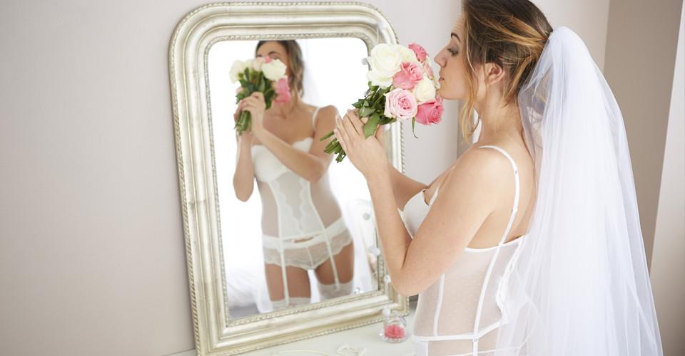 meilleure sélection 026ec c4590 Objectif : la lingerie parfaite pour ma nuit de noce - Pomm ...