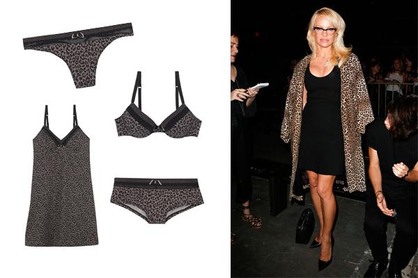Get the look NYFW : Pamela Anderson