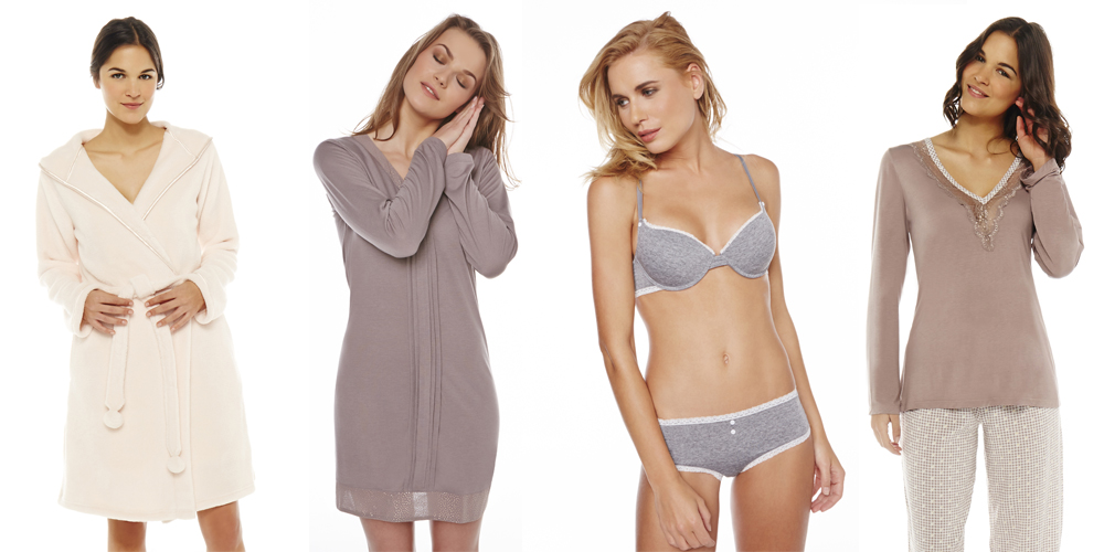Sélection lingerie cosy