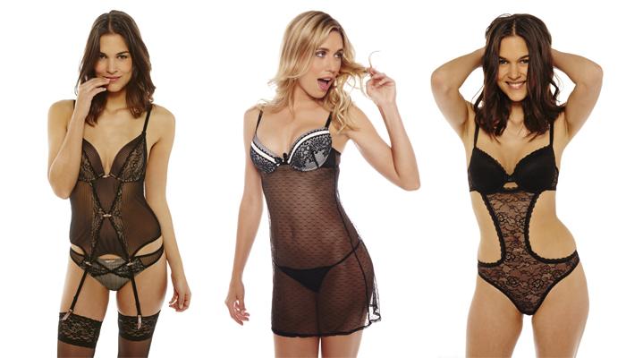 Pomm'Poire - Sélection lingerie sexy