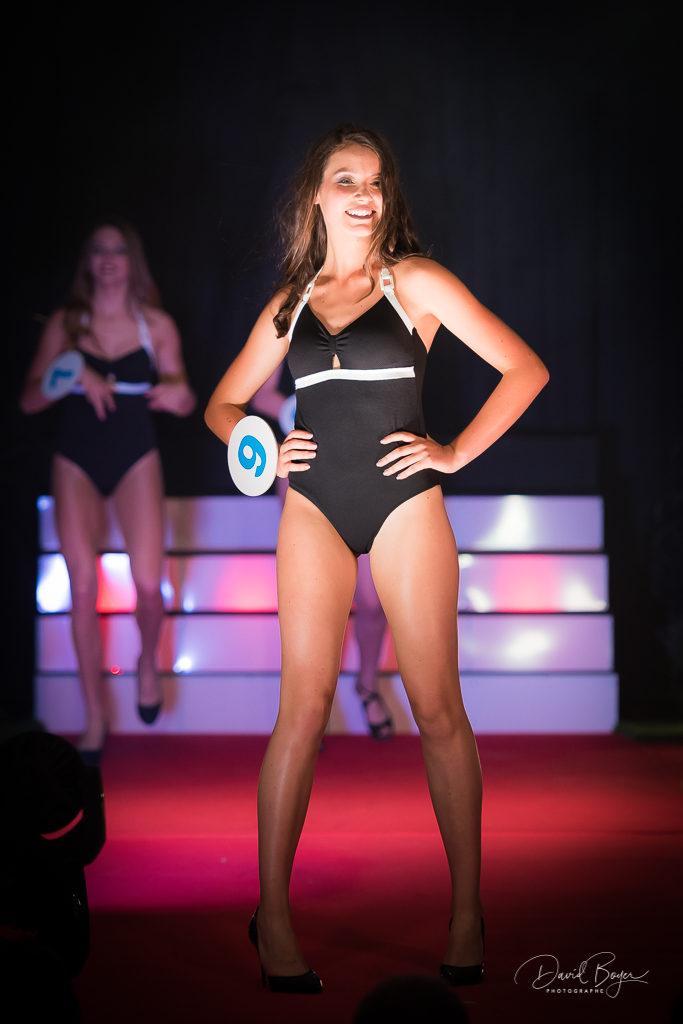 Maillot de bain Brigitte Bardot - Miss Bresse 2017