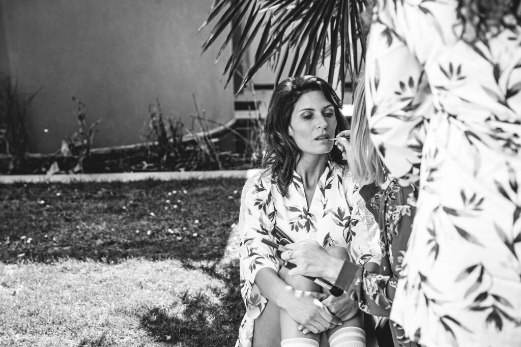backstages shooting Camille Cerf & Pomm'Poire6