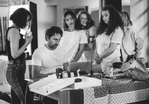 Shooting Camille Cerf & Pomm'Poire : les backstages !