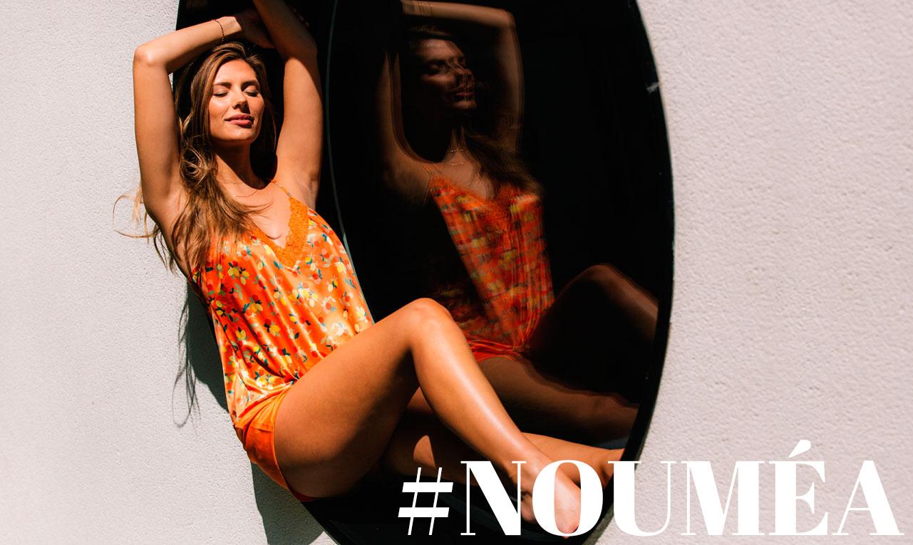 La gamme NOUMEA by Camille Cerf & Pomm'Poire