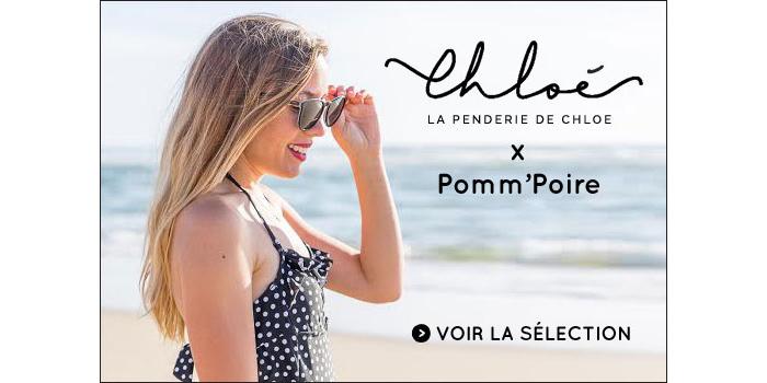 Pomm'Poire X La Penderie de Chloé