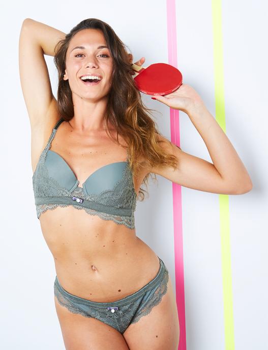 Pomm'Poire, une marque de lingerie pour toutes les femmes