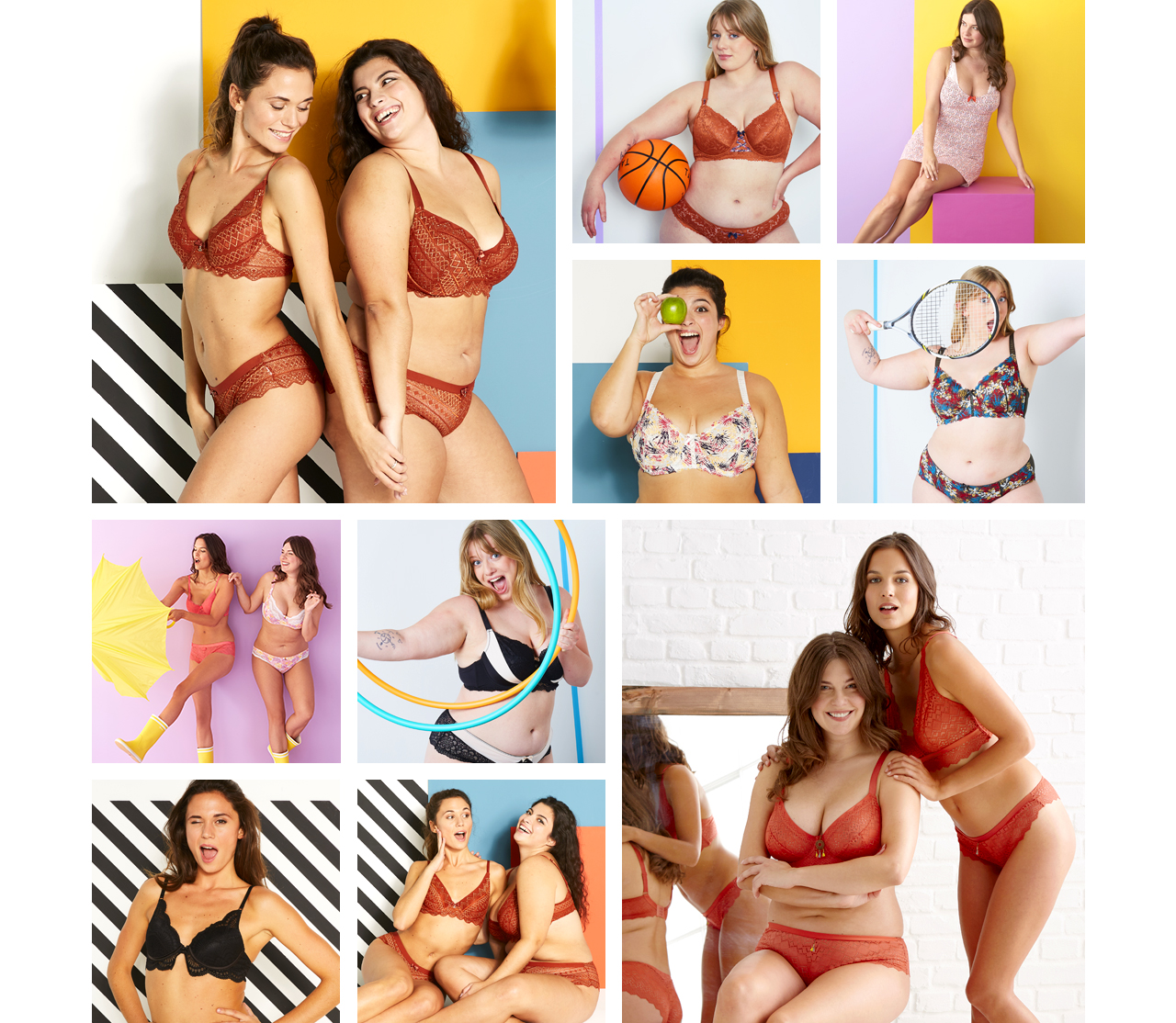 La marque de lingerie body positive pour TOUTES les femmes