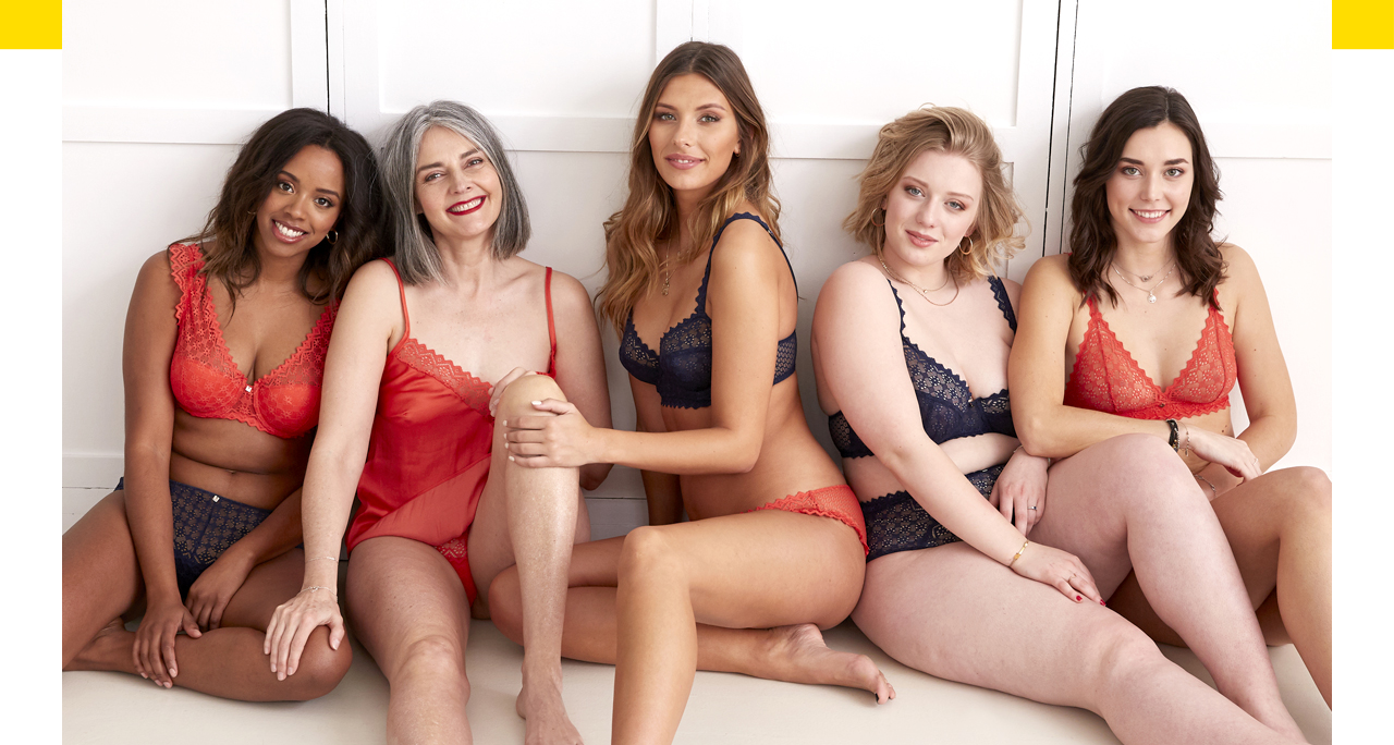 Collection lingerie Camille Cerf X Pomm'Poire