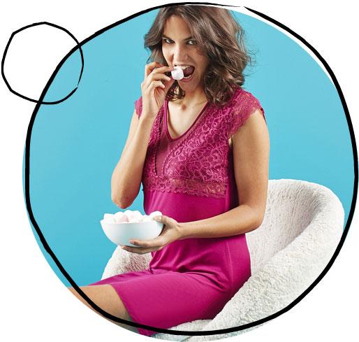 Choisir sa taille de nuisette, pyjama pour femme