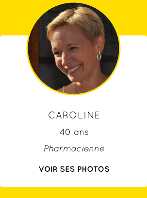 Caroline - 40 ans - Pharmacienne - VOIR SES PHOTOS