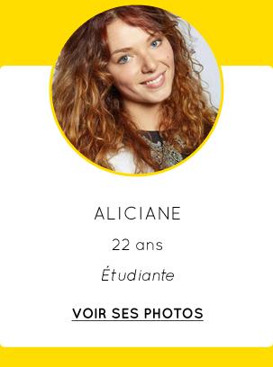 Aliciane - 22 ans - Étudiante - VOIR SES PHOTOS