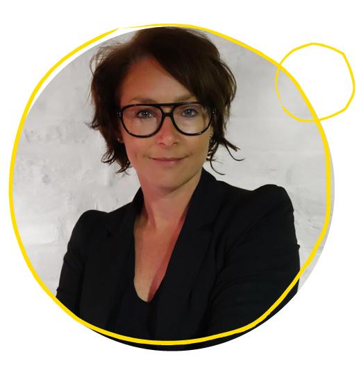 Anne Montaye, créatrice de Pomm'Poire