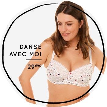 8752a25b28d Soutien-gorge emboitant DANSE AVEC MOI